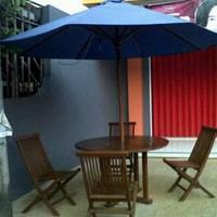 Jual Payung Taman kayu jati