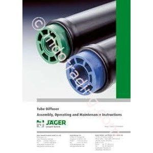 Jetflex Td Tube Diffuser ( Jager) Tabung Difusser