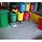 Tempat Sampah 3 Bulat 6
