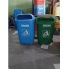 Tempat Sampah 2 Oval 6