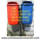 Tempat Sampah 2 Oval 1