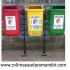 Tempat Sampah 3 Oval 1