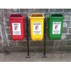 Tempat Sampah 3 Oval 8