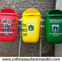 Dumpster Triple Oval