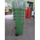 Tempat Sampah Plastik Roda 3