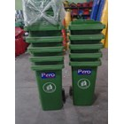 Tempat Sampah Plastik Roda 4