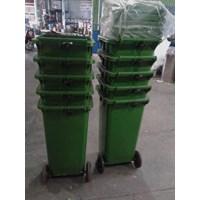 Jual Tempat Sampah Plastik Roda 2