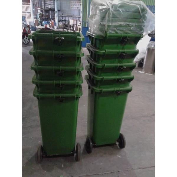 Tempat Sampah Plastik Roda