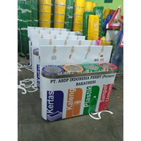 Distributor Tempat Sampah Stainless Kapsul 3