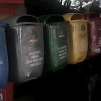 Tempat Sampah Fiber  Murah 5