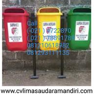 Distributor Tempat Sampah Fiber  3