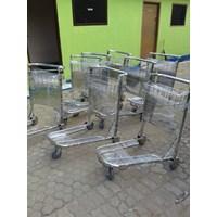 Trolley Bandara Stainless Murah 5