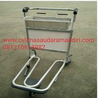Distributor Trolley Bandara Stainless 3