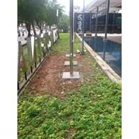 Tiang Bendera Pipa Stainless  Murah 5