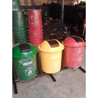 Tong Sampah Fiber 1