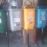 Jual Tong Sampah Fiber 2