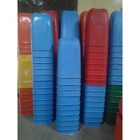 Beli Tong Sampah Fiber 4
