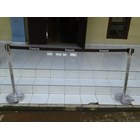 Tiang Antrian Stainless 5