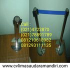 Tiang Antrian Stainless 1