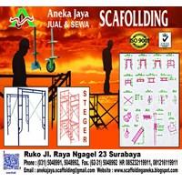 Distributor Main Frame Scaffolding 3