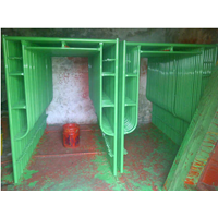 Main Frame Scaffolding (Steger) 1