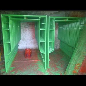 Main Frame Scaffolding (Steger)