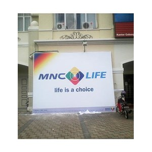 Advertising Pekanbaru Shop Sign MNC By PT  Mega Advertising