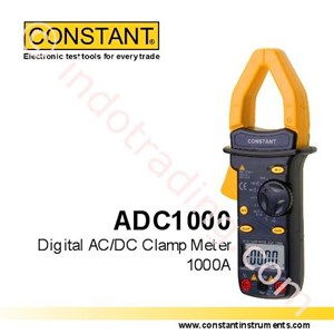 Constant Adc1000 Acdc Clamp Meter