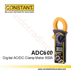 Constant Adc600 Acdc Clamp Meter