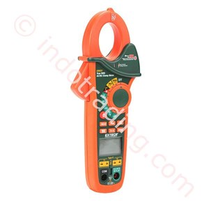 Extech EX623 True RMS ACDC Clamp Meter