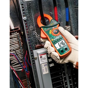 Extech EX840  ACDC Clamp Meter