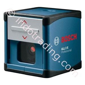 Bosch GLL 2X Professional Leveling Crossline Laser