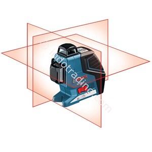 Bosch GLL 3-80P Professional Leveling Crossline Laser