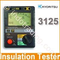 KYORITSU 3125 5KV Insulation Tester 1