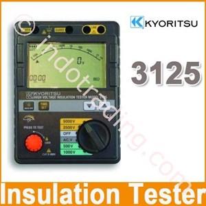KYORITSU 3125 5KV Insulation Tester