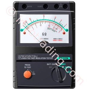KYORITSU 3123A Analog High Voltage Insulation Tester