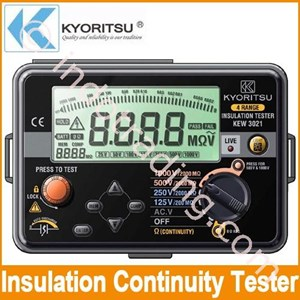 KYORITSU 3021 Digital Insulation Tester