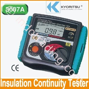 KYORITSU 3007A Digital Insulation Continuity Tester