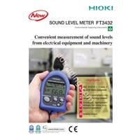 Hioki Ft3432 20 Sound Level 1
