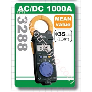 Hioki 3288 20 CLAMP ON METER AC DC Hitester