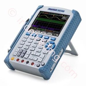 Hantek Dso 1060 60Mhz Handheld Oscilloscope Dengan Digital Multimeter