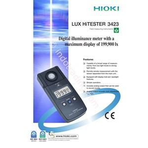 Hioki 3423 Digital Light Meter