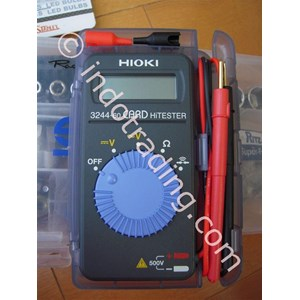 Hioki 3244-60 Card Hitester Digital Multimeter