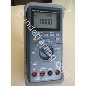 Hioki 3801 50 Digital Hitester Multimeter