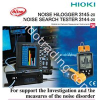 Hioki 3145-20 Noise Hilogger Electrical Meter 1