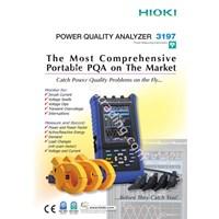 Hioki 3197 Power Quality Analyzer 1