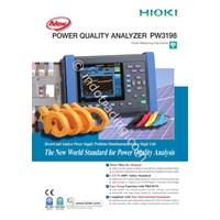 Hioki 3198 Power Quality Analyzer 1