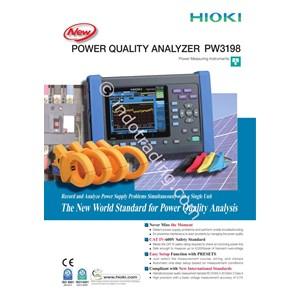Hioki 3198 Power Quality Analyzer