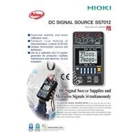 Hioki Dc Signal Source Ss7012 1
