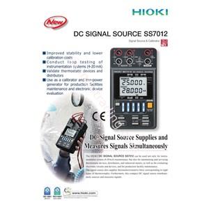 Hioki Dc Signal Source Ss7012